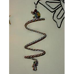 #BT5036 BIRD TOY ROPE - SMALL Image