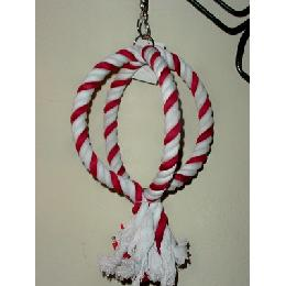 #BT10089 BIRD TOY RINGS 16in. (2) Image