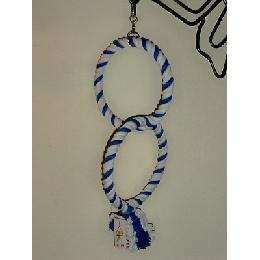 #BT10091 BIRD TOY RINGS 23in. (2) Image