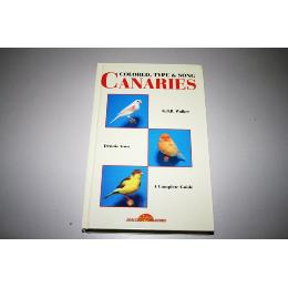Colored, Type and Song Canaries Image