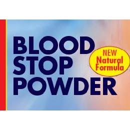 BLOOD STOP POWDER - 2 SIZES AVAILABLE Image