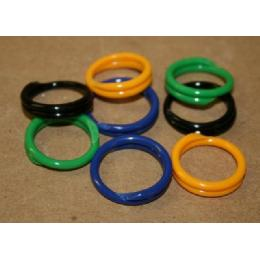 #SCB5 8mm SPIRAL COILED BAND Image