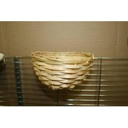 #T8232 BAMBOO CANARY NEST - SMALL Image