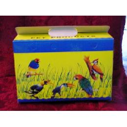 #T8103 CARDBOARD CARRIER 9 x 6 x 9 in. Image